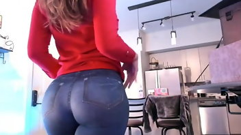 Striptease Wife Big Tits Big Ass