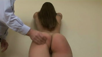 Teen BDSM Spanking Dad