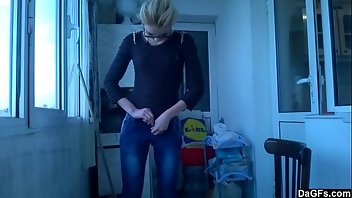 Swedish Teen Blonde Skinny