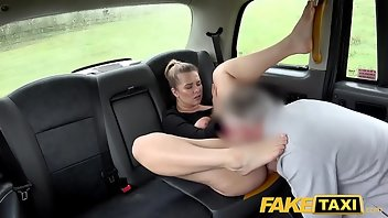 Are cab fuck british blond girl gets in fake apologise