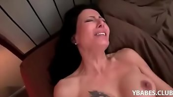 Cheerleader Cum Teen Mom