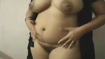 Amateur Pregnant Indian Striptease