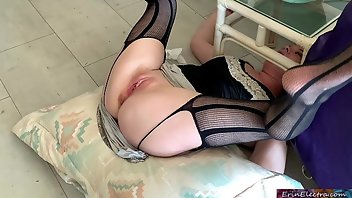 Pantyhose Blonde MILF Amateur