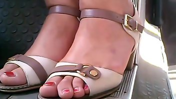 Amateur Foot Fetish Outdoor Moldavian