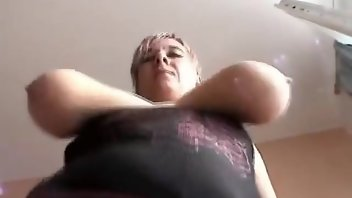 Big Natural Tits Nigerian Saggy Tits Mom